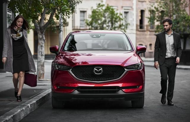 Sau Honda CR-V, Mazda CX-5 mới chốt ngày ra mắt Việt Nam - Ảnh 2.