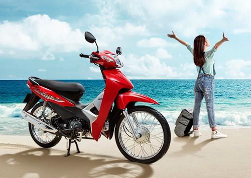 Loạt xe máy mới, giá mềm đáng chú ý ra mắt tại Việt Nam trong năm 2017 - Ảnh 8.