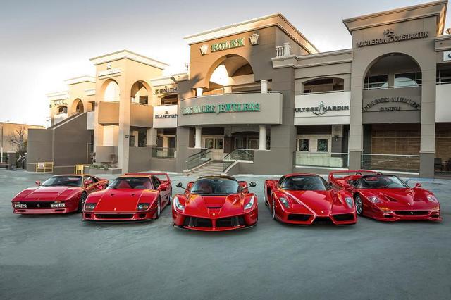 Lộ diện người từ chối bán siêu xe Ferrari LaFerrari Aperta cho đại gia Mỹ - Ảnh 3.
