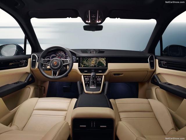 Porsche Cayenne 2018 ra mắt Việt Nam, giá trên 4,5 tỷ đồng - Ảnh 3.