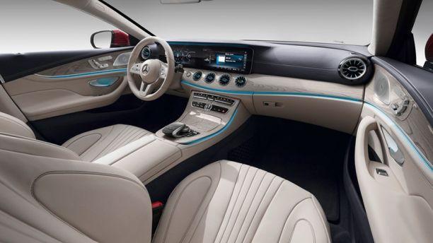Ảnh thực tế Mercedes-Benz CLS 2019 vừa ra mắt - Ảnh 6.