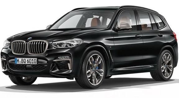 SUV hạng sang BMW X3 thế hệ mới lộ diện trước giờ ra mắt - Ảnh 7.