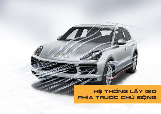Mổ xẻ Porsche Cayenne 2018: Đột phá công nghệ trong từng tiểu tiết - Ảnh 22.
