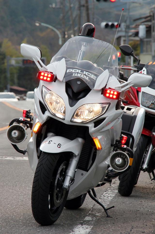 Dàn Yamaha FJR1300P mới của Bộ Công An có gì đặc biệt? - Ảnh 5.