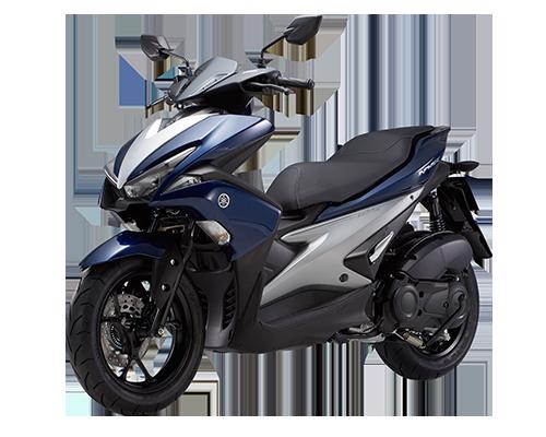 Yamaha NVX có thêm màu sơn mới, tặng thêm cặp phuộc dầu cho bản 155 phân khối - Ảnh 4.