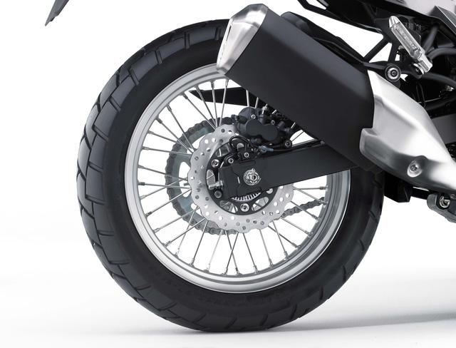 Xế phượt Kawasaki Versys-X 300 2017 sắp ra mắt tại Việt Nam, giá từ 150 triệu Đồng - Ảnh 8.