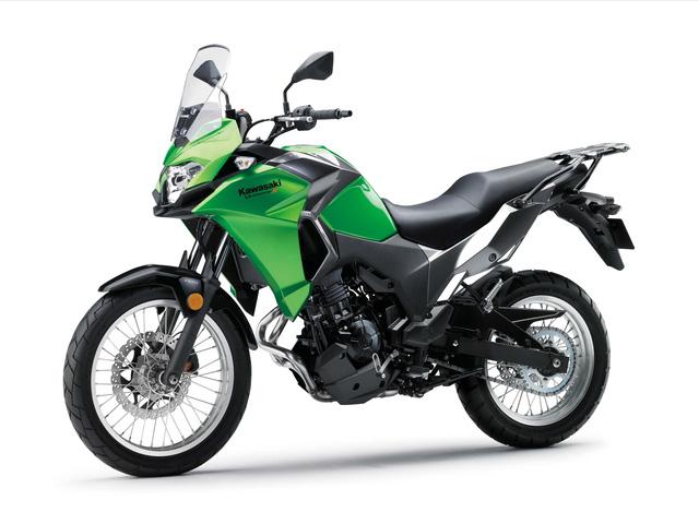 Xế phượt Kawasaki Versys-X 300 2017 sắp ra mắt tại Việt Nam, giá từ 150 triệu Đồng - Ảnh 2.