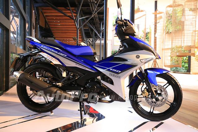 Yamaha Exciter vững vàng ngôi vương xe côn tay tại Việt Nam - Ảnh 1.