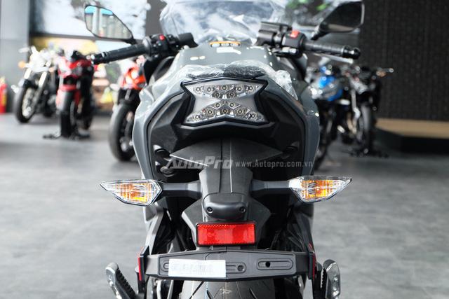Kawasaki Ninja 650 2018 với màu sơn mới xuất hiện tại Việt Nam, giá bán 288 triệu Đồng - Ảnh 12.