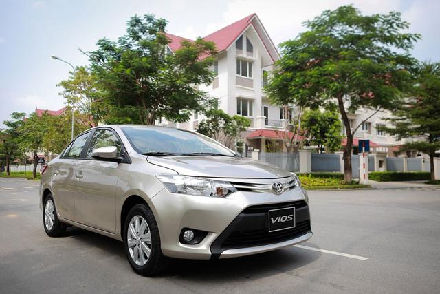 Phân khúc B cạnh tranh khốc liệt - Toyota Vios giảm giá sâu, ra phiên bản thể thao mới - Ảnh 1.