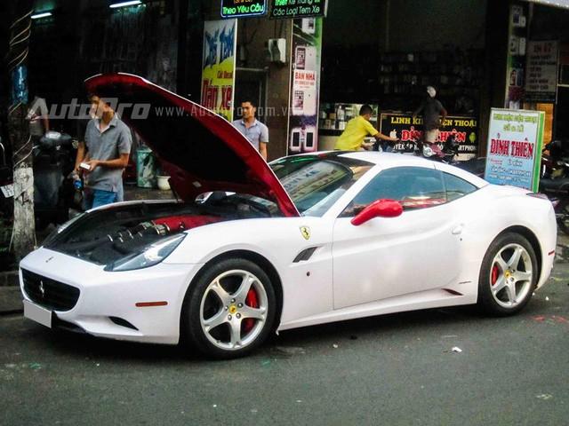 Số phận lận đận của 4 siêu xe Ferrari California tại Việt Nam - Ảnh 3.