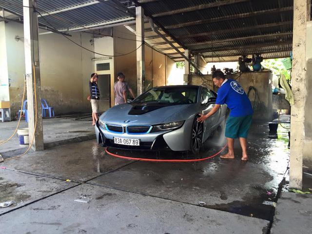 Bộ sưu tập BMW i8 đình đám của các thiếu gia miền Tây sông nước - Ảnh 3.