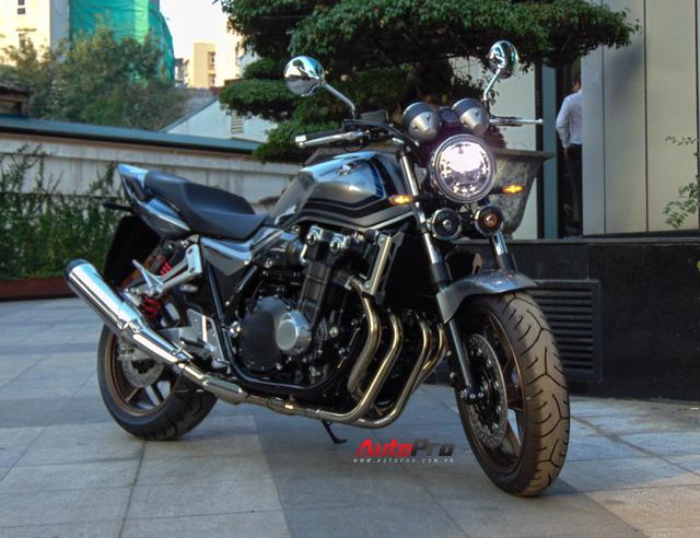 Mô tô hàng hiếm Honda CB1300 giá ngang Toyota Vios tại Hà Nội - Ảnh 3.