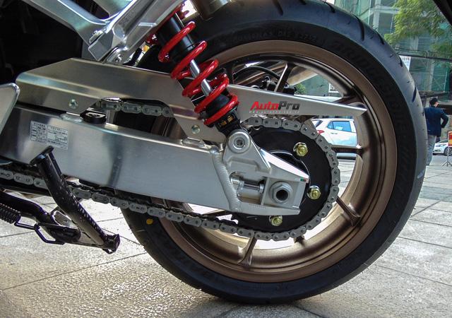 Mô tô hàng hiếm Honda CB1300 giá ngang Toyota Vios tại Hà Nội - Ảnh 9.