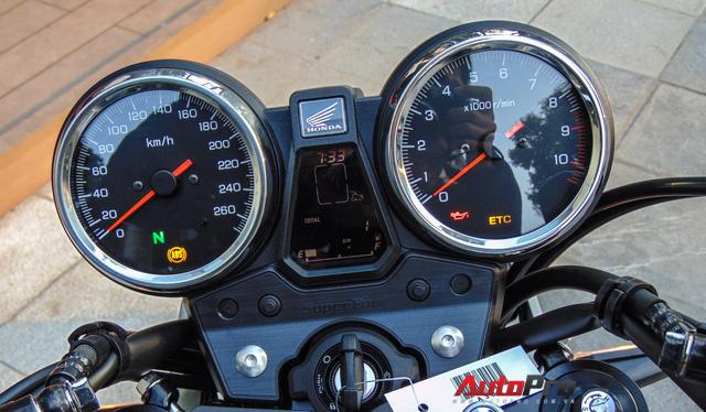 Mô tô hàng hiếm Honda CB1300 giá ngang Toyota Vios tại Hà Nội - Ảnh 6.