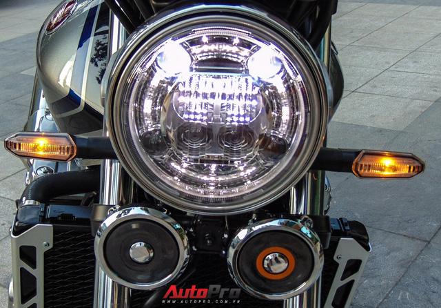 Mô tô hàng hiếm Honda CB1300 giá ngang Toyota Vios tại Hà Nội - Ảnh 5.