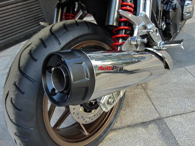 Mô tô hàng hiếm Honda CB1300 giá ngang Toyota Vios tại Hà Nội - Ảnh 11.