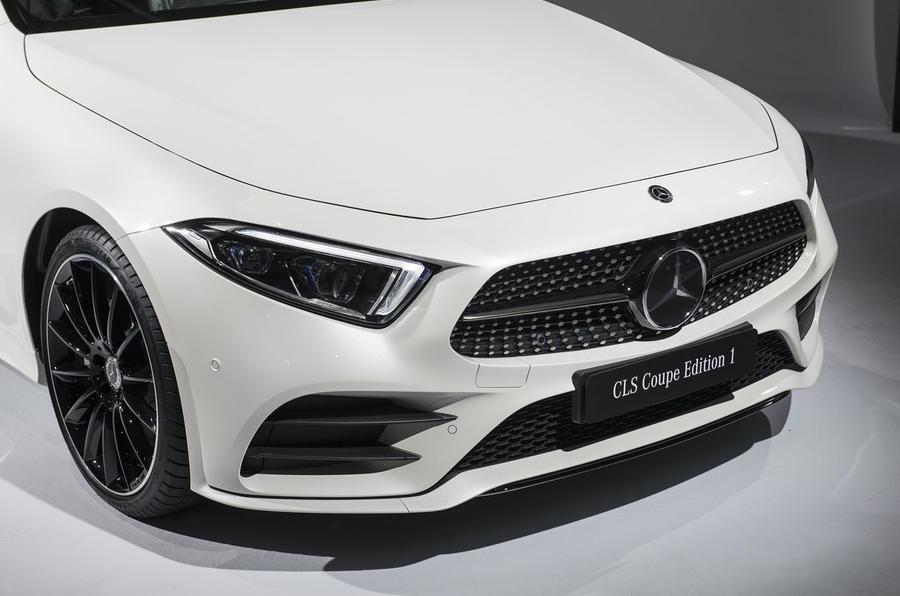 Bmw550i 2017 >> Ảnh thực tế Mercedes-Benz CLS 2019 vừa ra mắt
