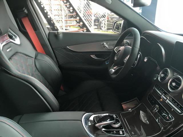 Cường Đô-la tậu hàng độc Mercedes-AMG C63 S Edition 1 - Ảnh 4.