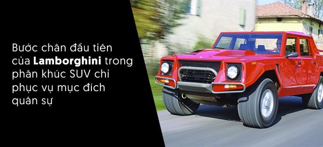 Lamborghini Urus: Siêu SUV ra đời từ bài toán kinh doanh - Ảnh 1.