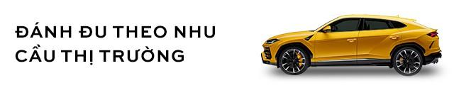 Lamborghini Urus: Siêu SUV ra đời từ bài toán kinh doanh - Ảnh 2.