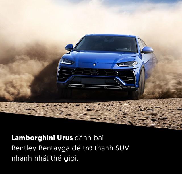 Lamborghini Urus: Siêu SUV ra đời từ bài toán kinh doanh - Ảnh 7.