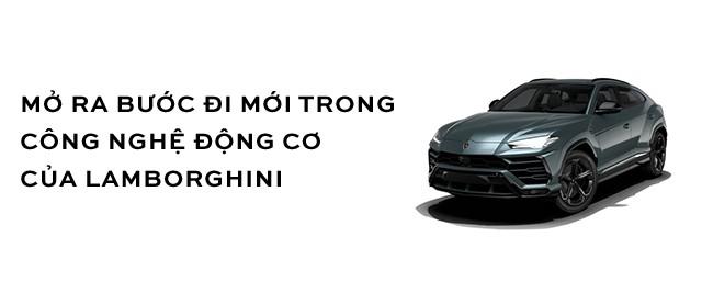 Lamborghini Urus: Siêu SUV ra đời từ bài toán kinh doanh - Ảnh 8.