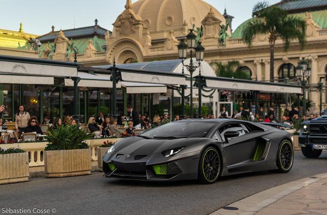 Những hình ảnh này cho thấy, Monaco không hổ danh là thiên đường siêu xe của thế giới - Ảnh 21.