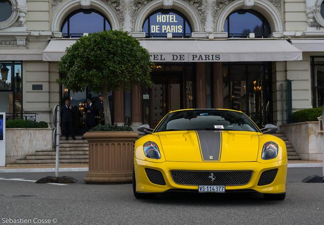 Những hình ảnh này cho thấy, Monaco không hổ danh là thiên đường siêu xe của thế giới - Ảnh 10.