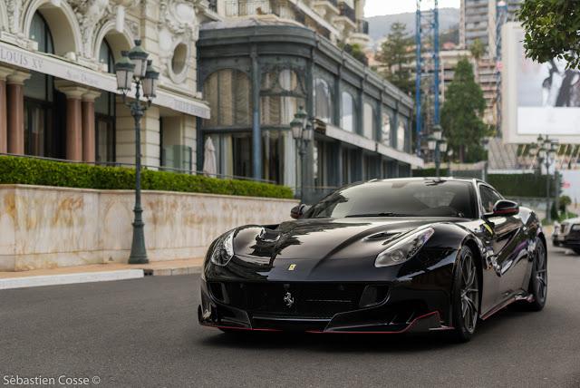 Những hình ảnh này cho thấy, Monaco không hổ danh là thiên đường siêu xe của thế giới - Ảnh 13.