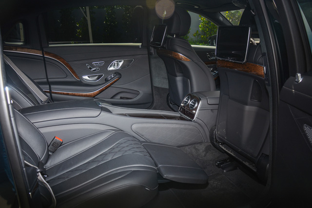 Khải Silk tậu xe siêu sang Mercedes-Maybach S400 4Matic giá 6,9 tỷ Đồng - Ảnh 3.