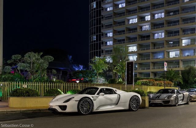 Những hình ảnh này cho thấy, Monaco không hổ danh là thiên đường siêu xe của thế giới - Ảnh 3.