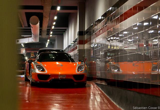Những hình ảnh này cho thấy, Monaco không hổ danh là thiên đường siêu xe của thế giới - Ảnh 5.