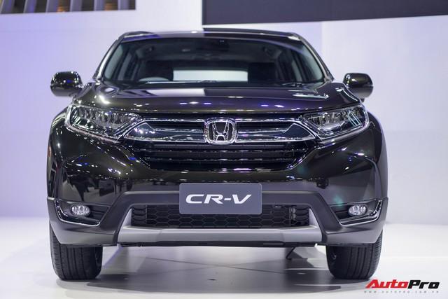 Sáng nay ra mắt Honda CR-V 7 chỗ với giá tạm tính trên 1 tỷ đồng - Ảnh 1.
