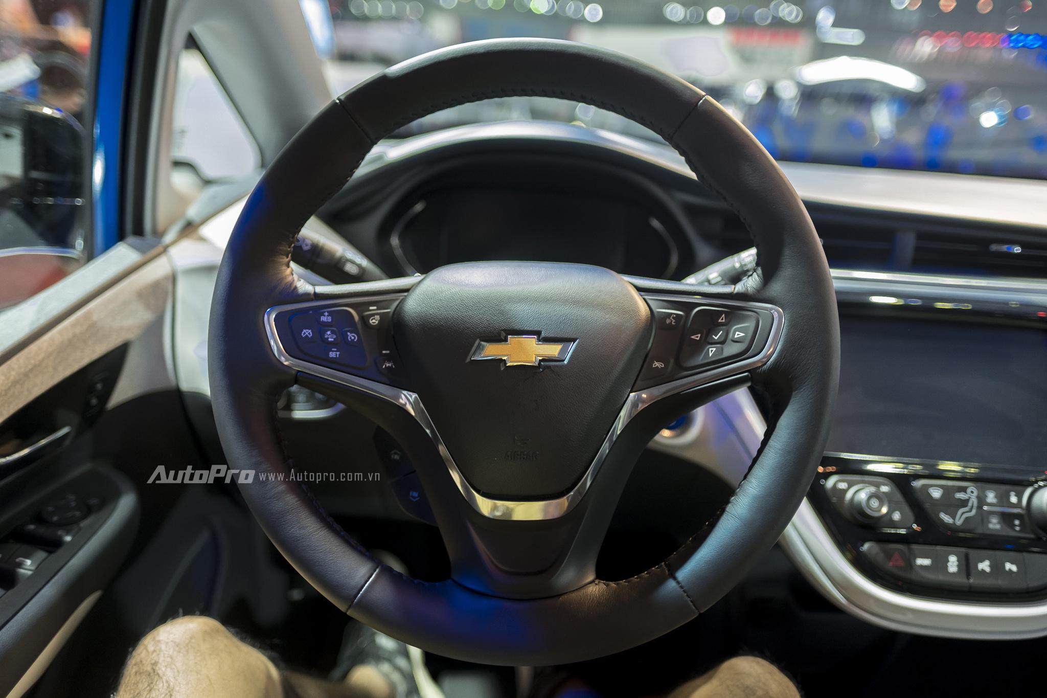 Khám phá xe xanh Chevrolet Bolt EV - Ảnh 12.