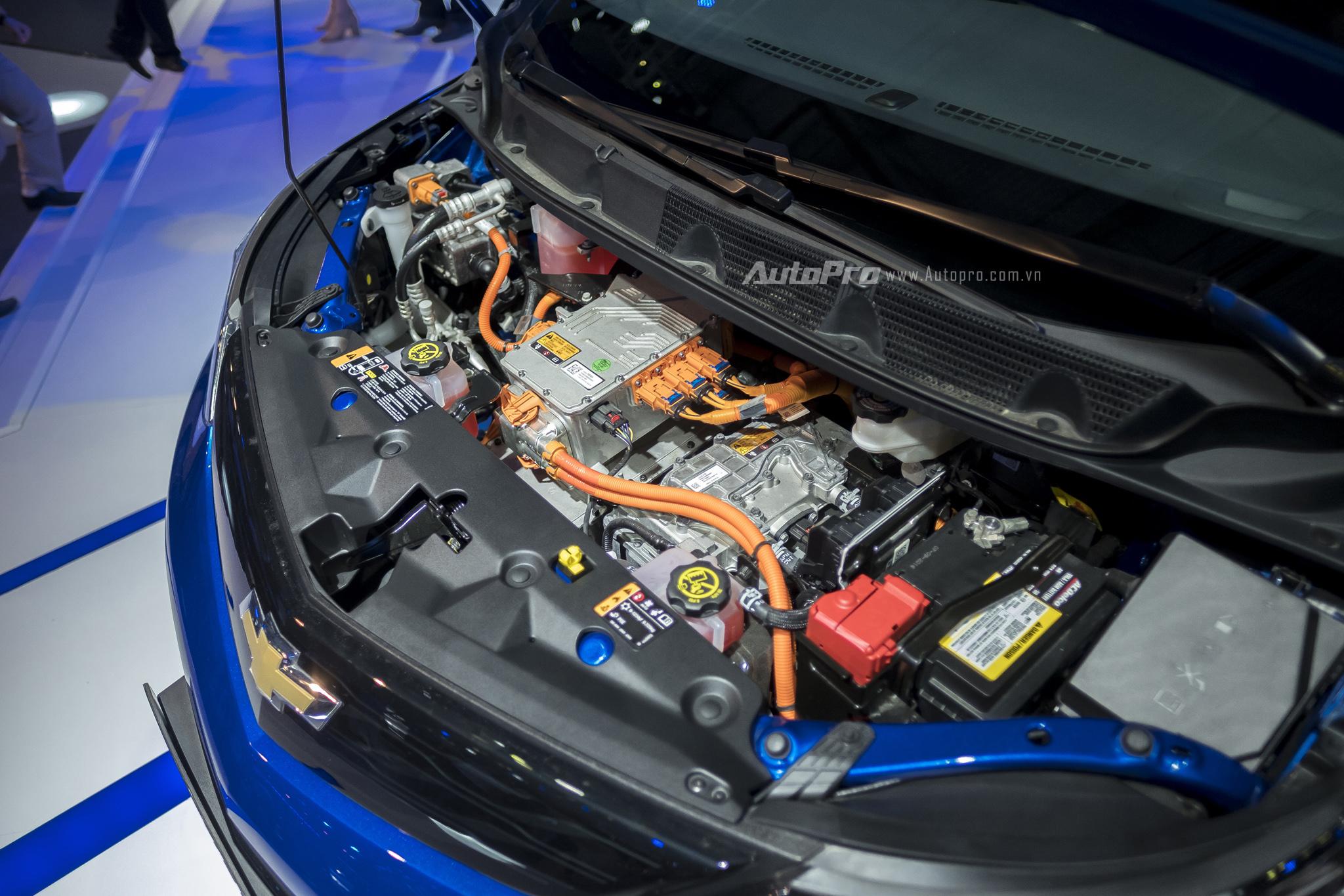 Khám phá xe xanh Chevrolet Bolt EV - Ảnh 8.