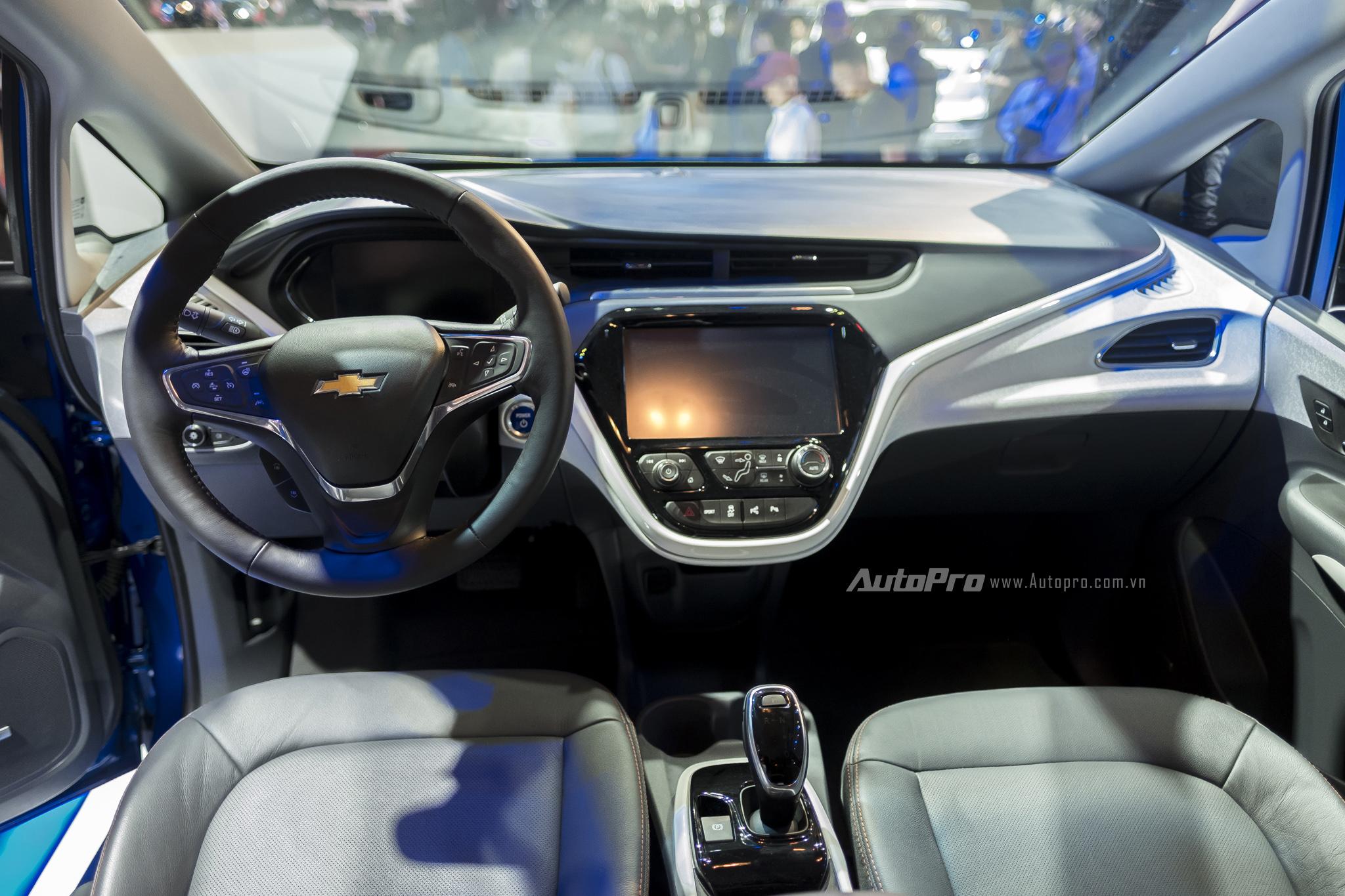 Khám phá xe xanh Chevrolet Bolt EV - Ảnh 10.