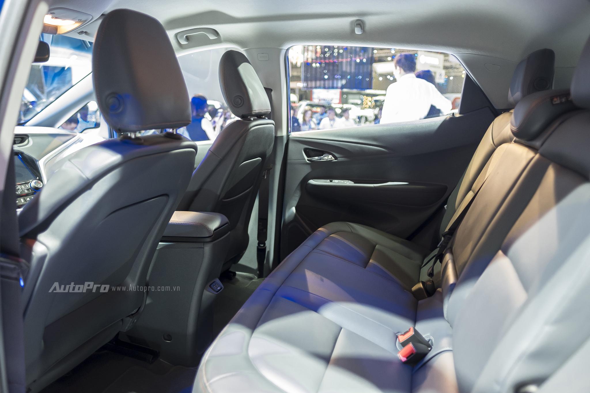 Khám phá xe xanh Chevrolet Bolt EV - Ảnh 15.