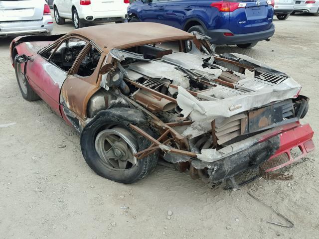 Siêu xe Ferrari cháy rụi vẫn có giá gần 40.000 USD - Ảnh 5.
