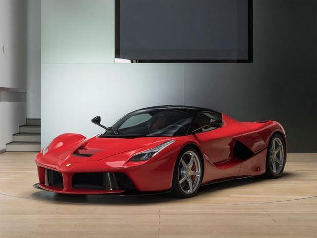 Ferrari LaFerrari mô hình 1:1 chuẩn bị được cho lên sàn, giá ước tính 35 tỷ Đồng - Ảnh 2.