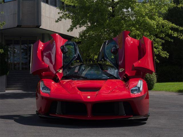 Ferrari LaFerrari mô hình 1:1 chuẩn bị được cho lên sàn, giá ước tính 35 tỷ Đồng - Ảnh 3.