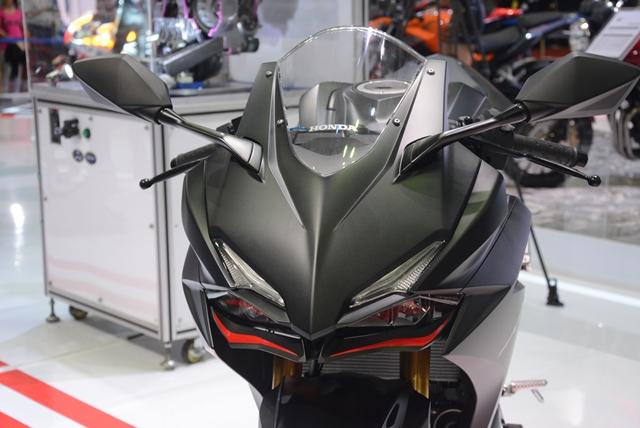 Honda CBR250RR 2017 có giá 200 triệu Đồng tại thị trường Việt Nam - Ảnh 8.