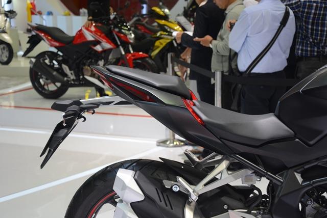 Honda CBR250RR 2017 có giá 200 triệu Đồng tại thị trường Việt Nam - Ảnh 11.
