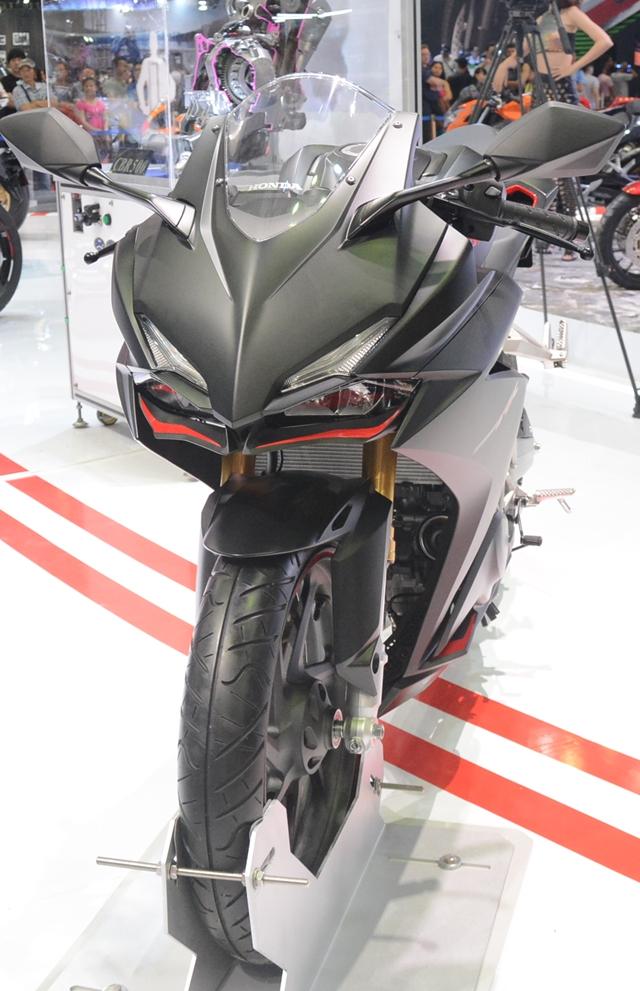 Honda CBR250RR 2017 có giá 200 triệu Đồng tại thị trường Việt Nam - Ảnh 5.
