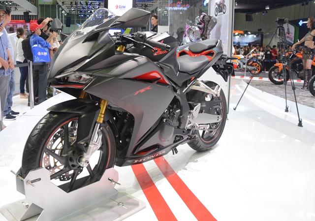 Honda CBR250RR 2017 có giá 200 triệu Đồng tại thị trường Việt Nam - Ảnh 3.