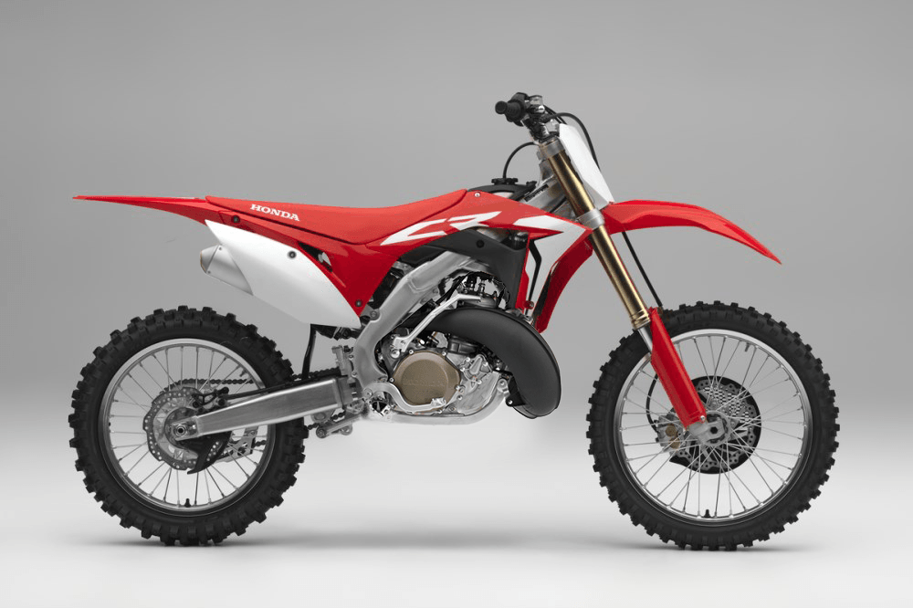 Honda CR550 2018 - Cào cào 2 kỳ nặng 89 kg, mạnh 94 mã lực