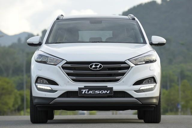 Hyundai Tucson giảm giá mạnh - bước đi đầy toan tính của HTC - Ảnh 5.
