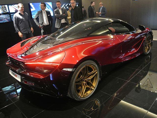 Vừa ra mắt, McLaren 720S đã có phiên bản đặc biệt hơn với giá 9,3 tỷ Đồng - Ảnh 6.