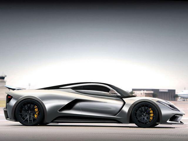 Hennessey lại thách đấu tốc độ với siêu xe đầu bảng Bugatti Chiron - Ảnh 3.