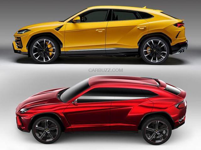 Lamborghini Urus đã thay đổi như thế nào sau 5 năm thai nghén? - Ảnh 1.